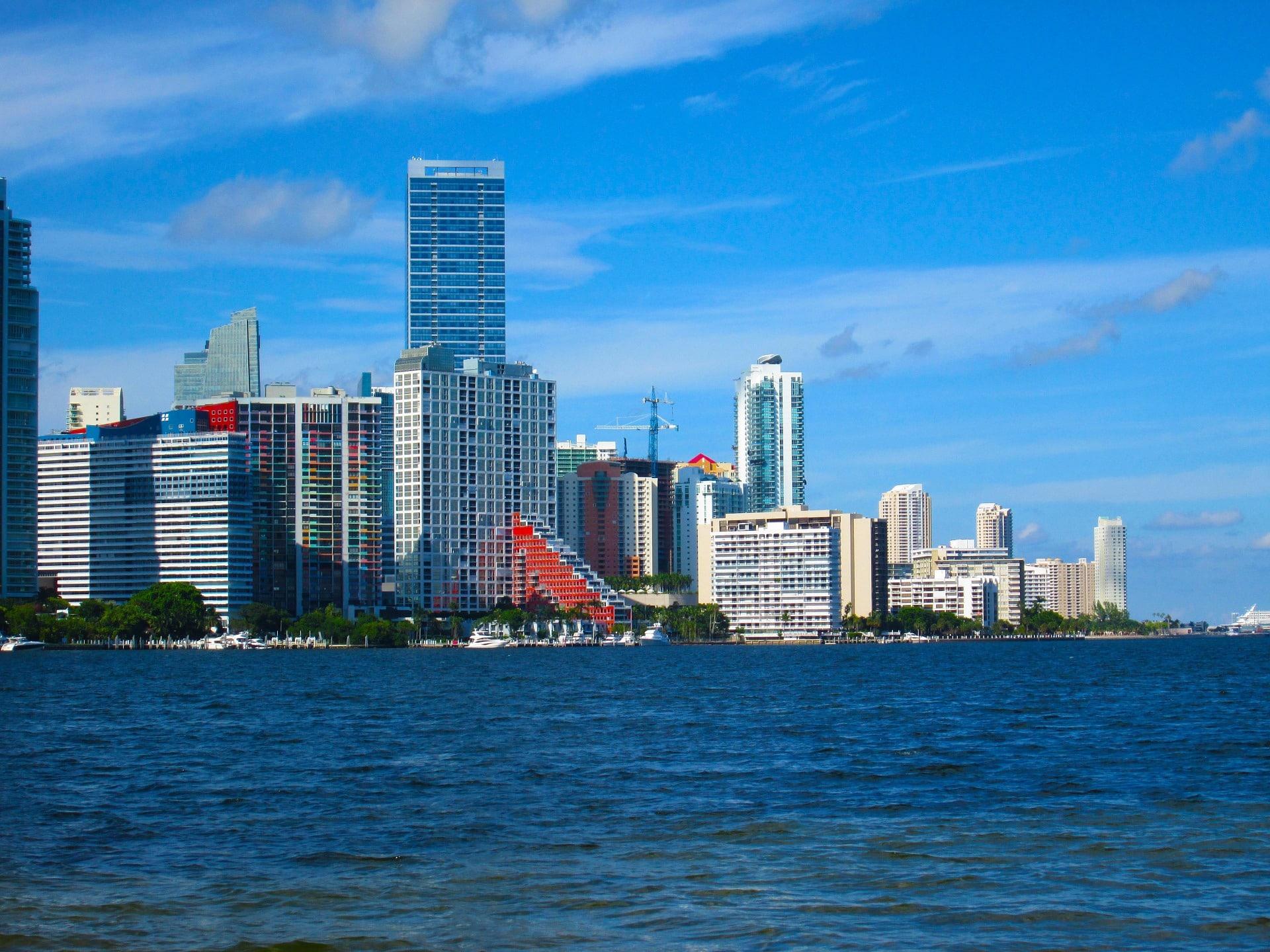 Acheter aux États-unis - Centre ville de Miami